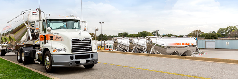 Dry Bulk Carriers   Dry Bulk Trucking Companies   Bulkmatic